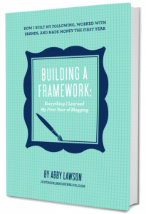 Building a Framework eBook