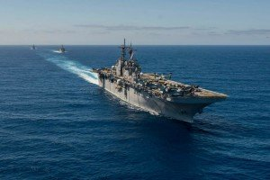 USS Essex Prepares for Deployment