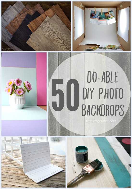 50 Backdrops Collage