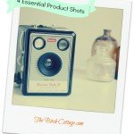4 Essential Product Shots by The Birch Cottage