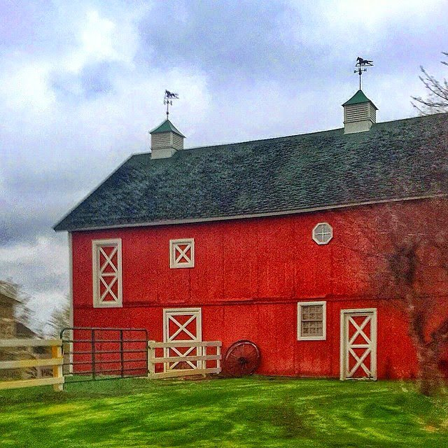 Midwest Living Barn