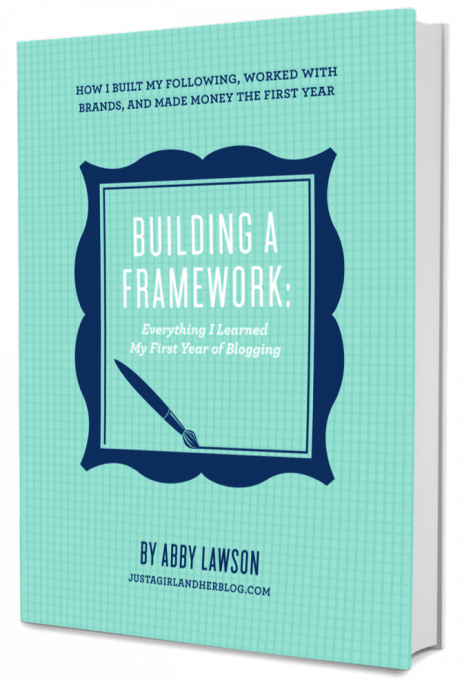 Building a Framework - Everything You Ever Wanted to Know About How to Start a Blog