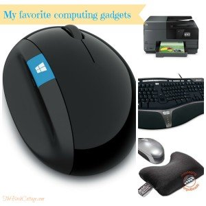My Favorite Computing Gadgets