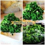 Pan Fried Kale Recipe
