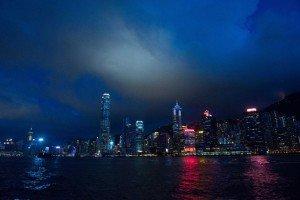Our Sailor Girl Visits Hong Kong