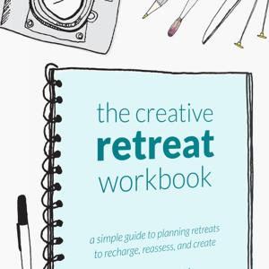 Do you need a creative retreat?