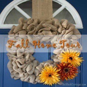 Fall Home Tour by The Birch Cottage