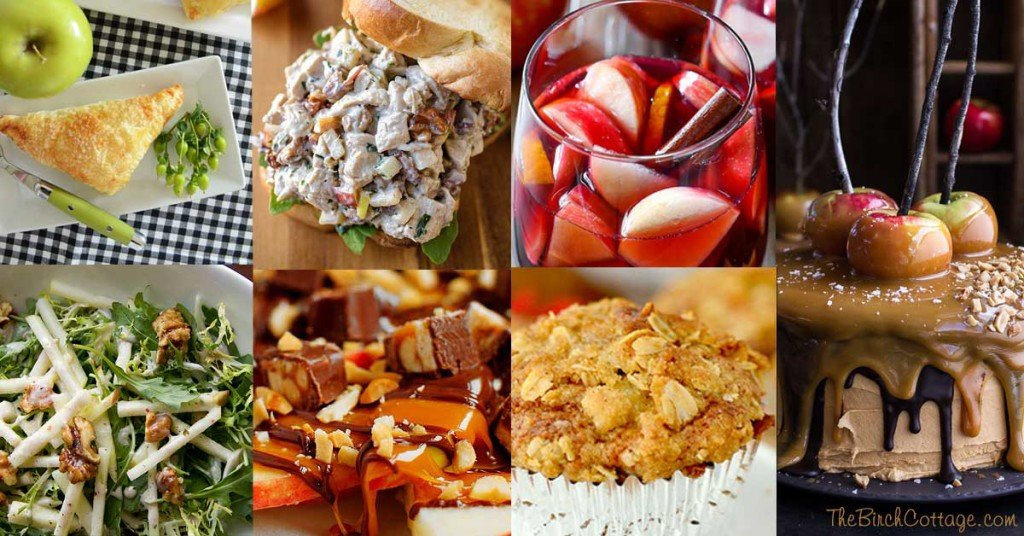 Honeycrisp Apple Recipes by The Birch Cottage