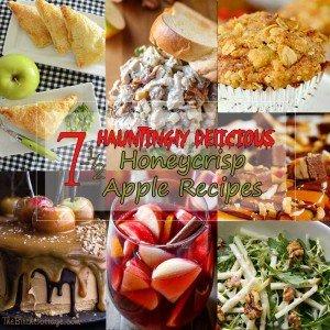 7-1/2 Hauntingly Delicious Honeycrisp Apple Recipes