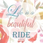 Follow The Birch Cottage on Instagram for access to Life is a Beautiful Ride printable.