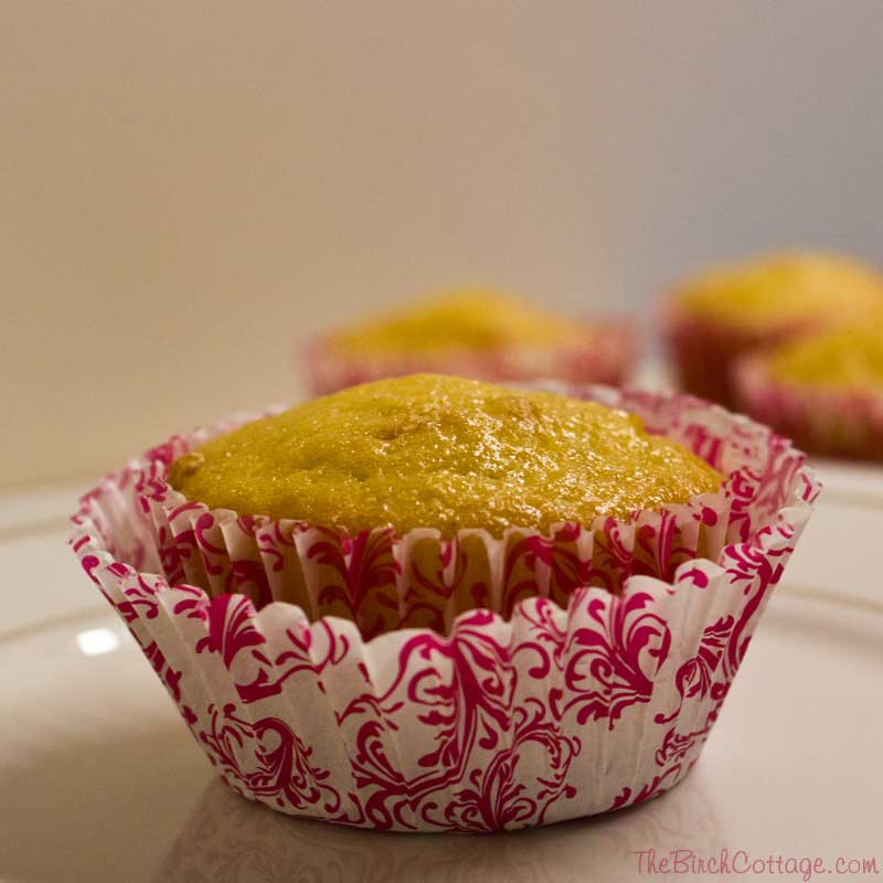 Egg Nog Muffins by The Birch Cottage