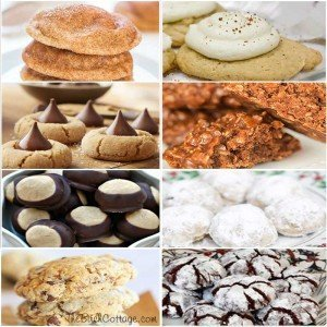 A collection of my family's favorite Christmas cookie recipes.