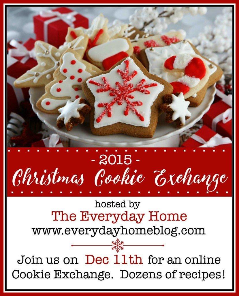 2015 Christmas Cookie Exchange