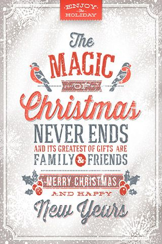 The Magic of Christmas Never Ends