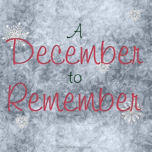 A December to Remember by The Birch Cottage