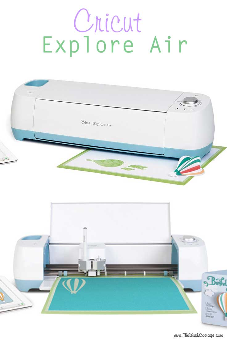 Cricut Explore Air Wireless Electronic Cutting Machine