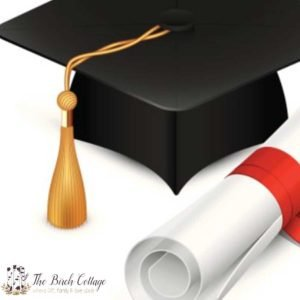 7 Tips for a Less Stressful Graduation Party {and a Free Planner}