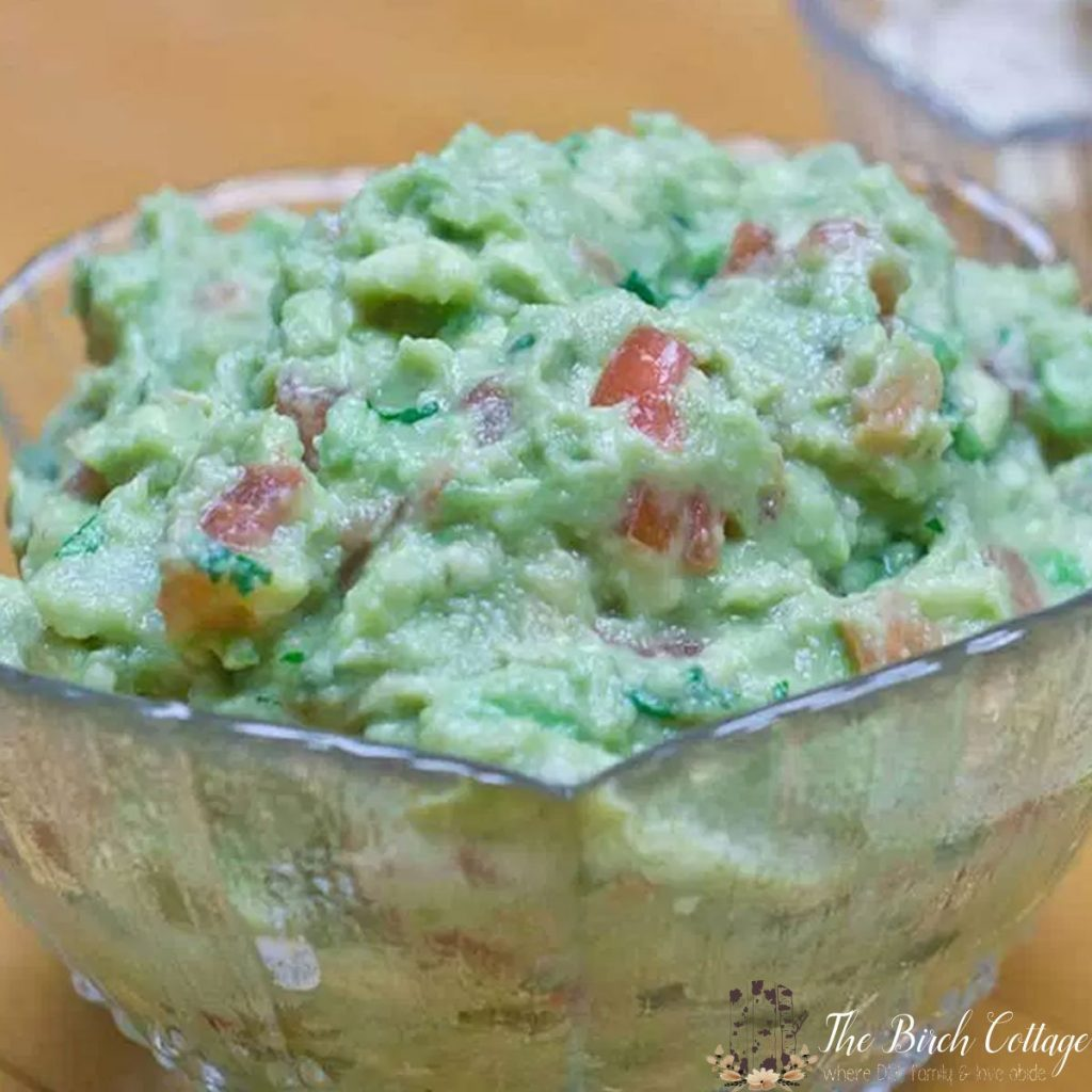My two favorite Cinco de Mayo Recipe featuring Guacamole by The Birch Cottage
