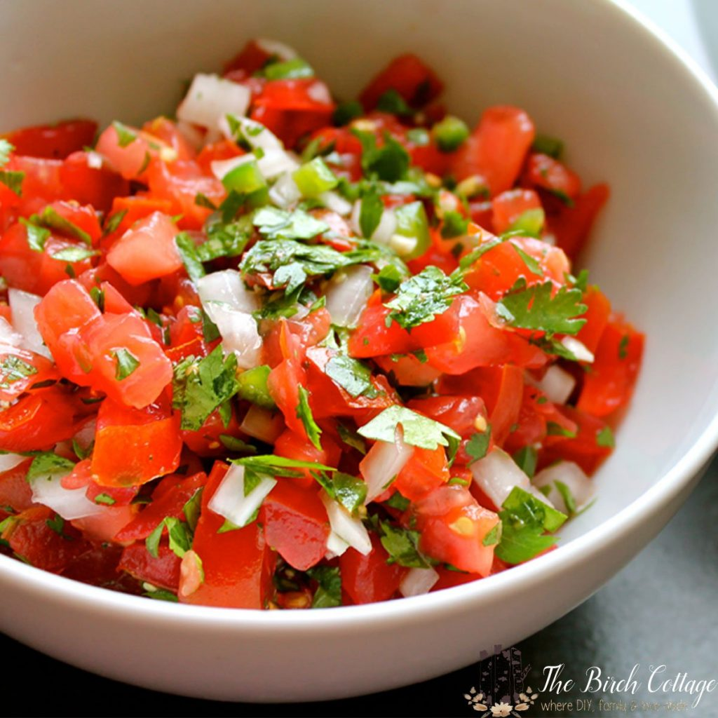 My two favorite Cinco de Mayo Recipe featuring Pico de Gallo by The Birch Cottage