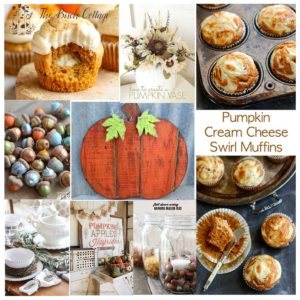 Fall Decor and Recipe Ideas on Pinterest