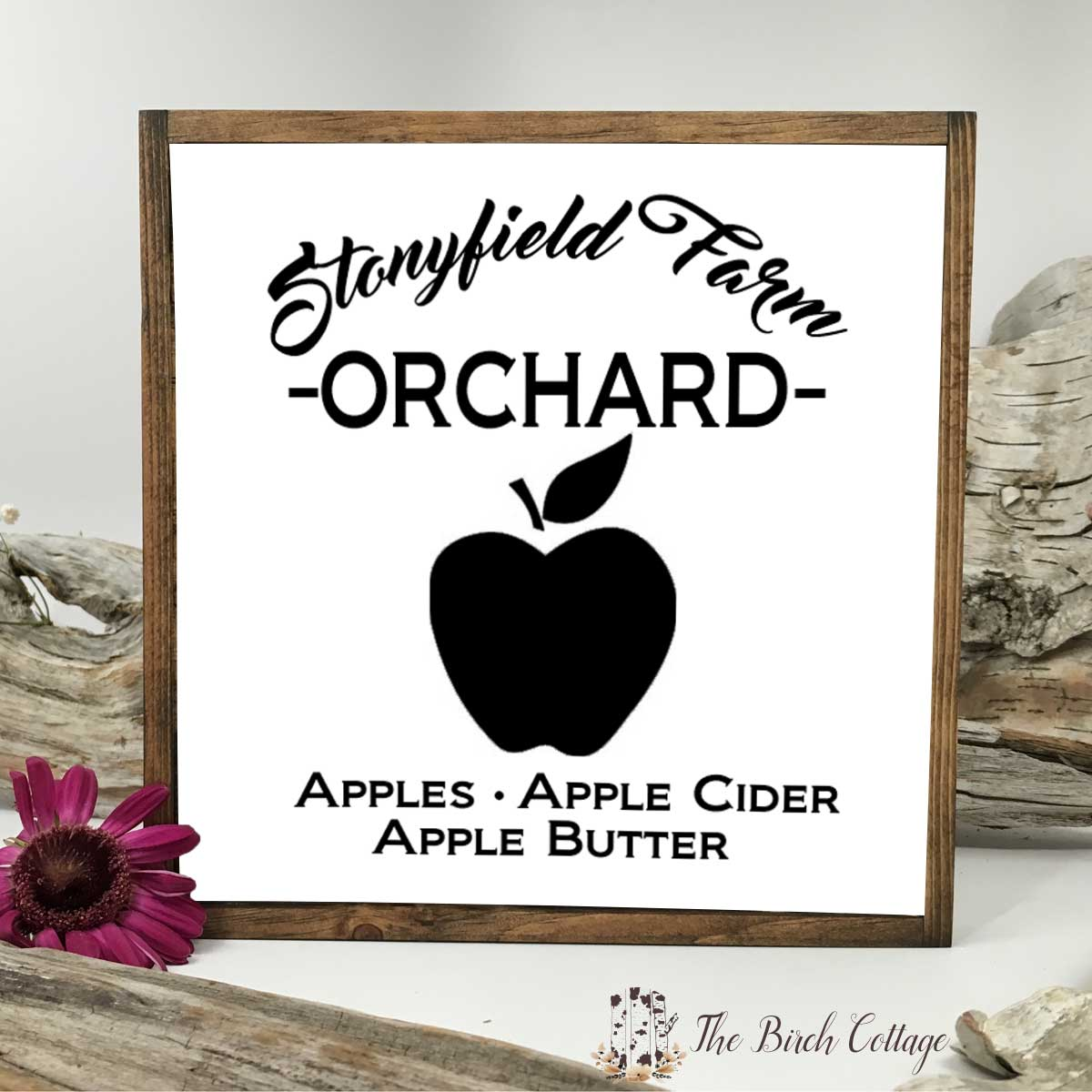 Stonyfield Farm Orchard, Bellefontaine, Ohio