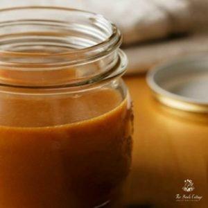 Easy Homemade Butterscotch Sauce Recipe