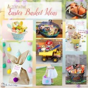 Alternative Easter Basket Ideas