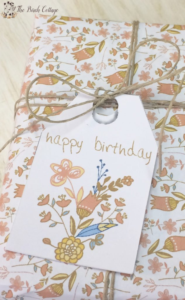 Printable gift tags the birch cottage download your large free printable gift tags for birthdays from the birch cottage negle Gallery