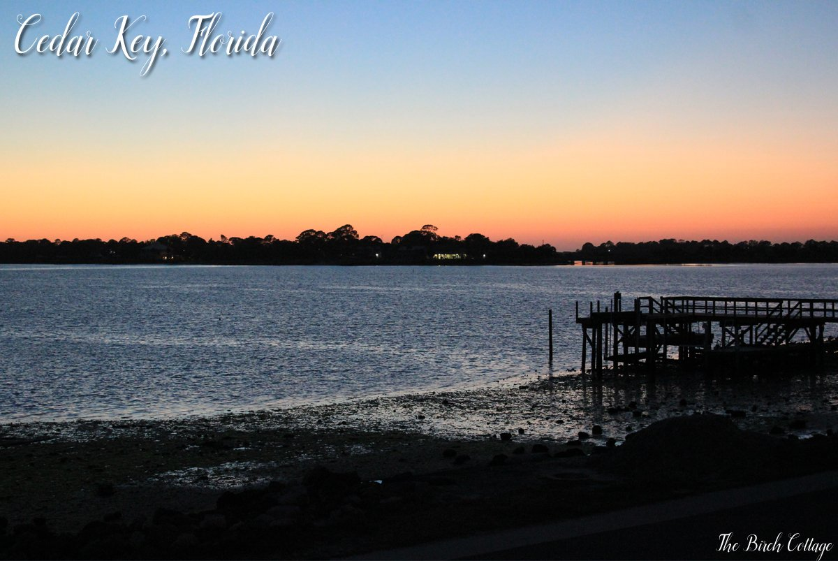 Cedar Key, Florida is for nature lovers.