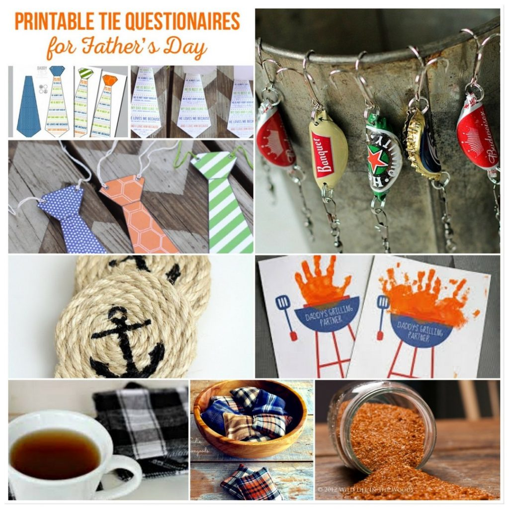7 Handmade Father's Day Gift Ideas