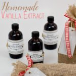 Homemade Vanilla Extract is easy to make and so much better than store bought.