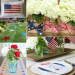 Patriotic Decor Ideas from The Birch Cottage