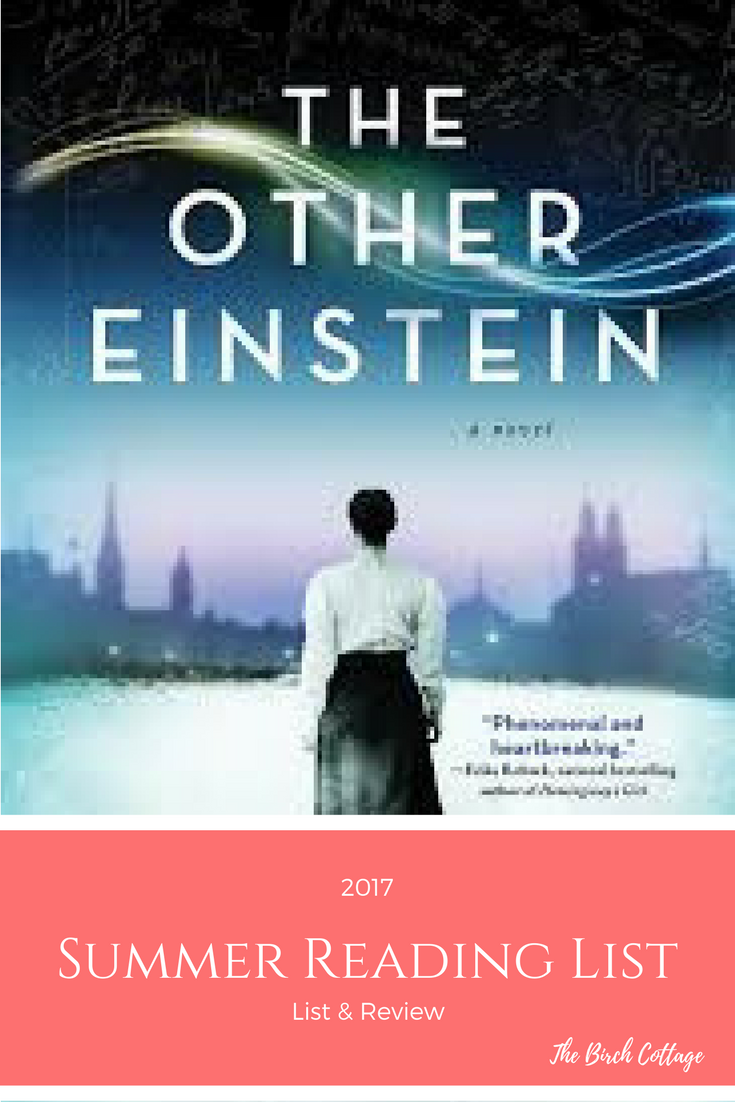 My Summer Reading List for 2017 - The Other Einstein