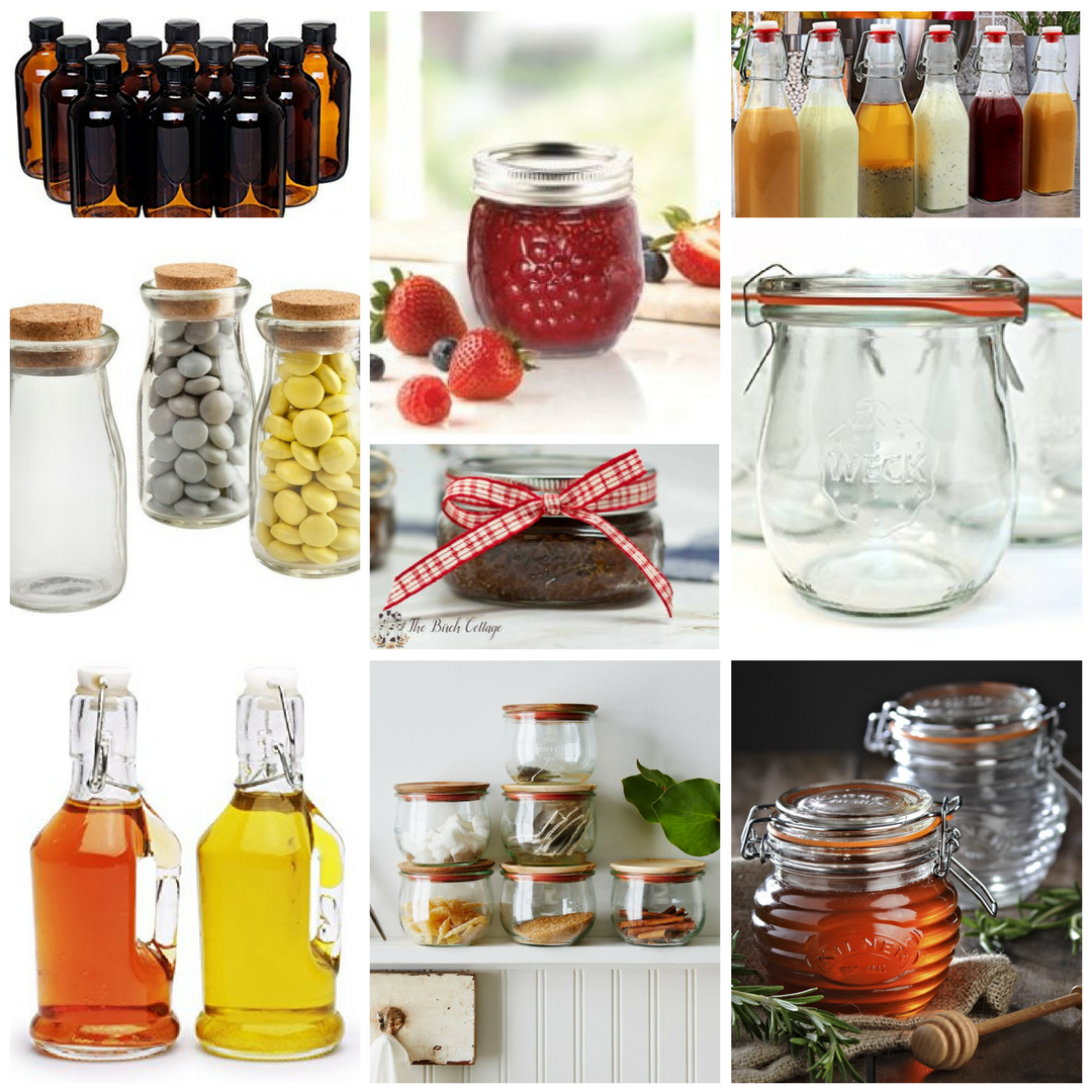 Helping you pick the perfect gift jars. - The Birch Cottage