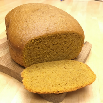 Pumpkin Bread Recipe for the bread machine.