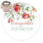 Sugar Hand Scrub Printable Labels by The Birch Cottage are new for 2017