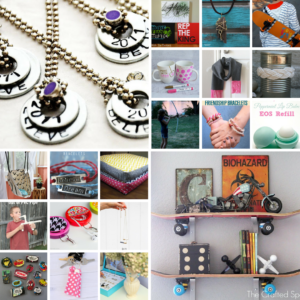 20 Handmade Gift Ideas for Teens