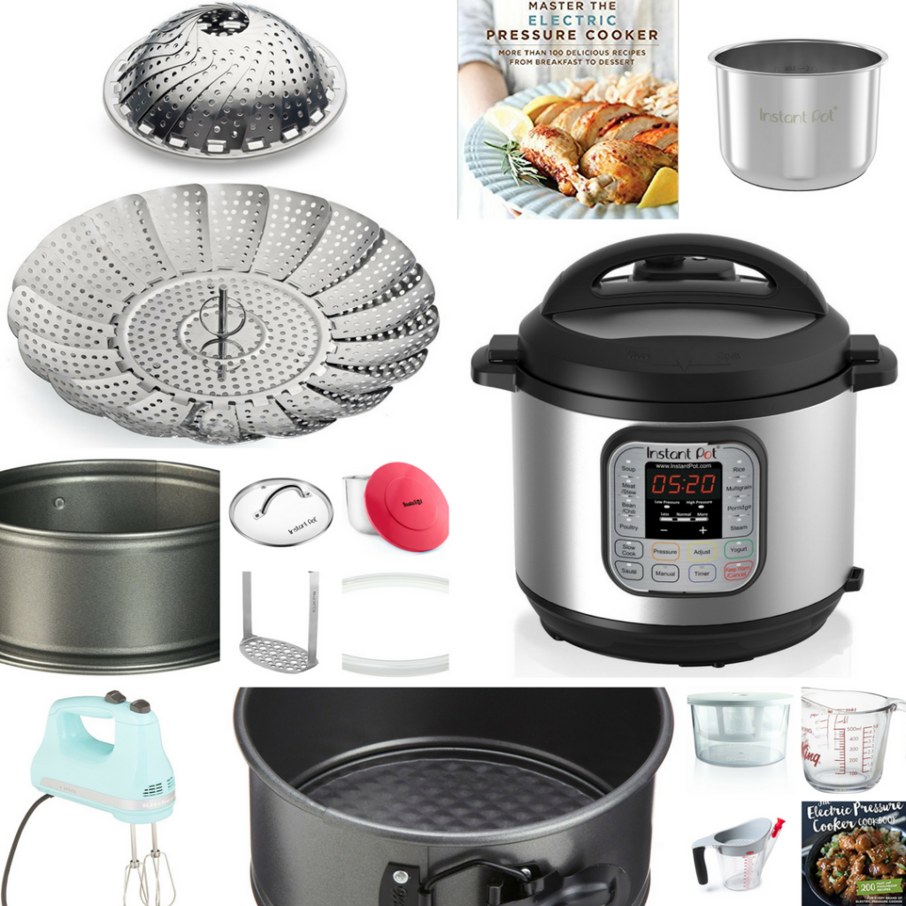 Instant Pot Accessories, Resources and Recipes by The Birch Cottage
