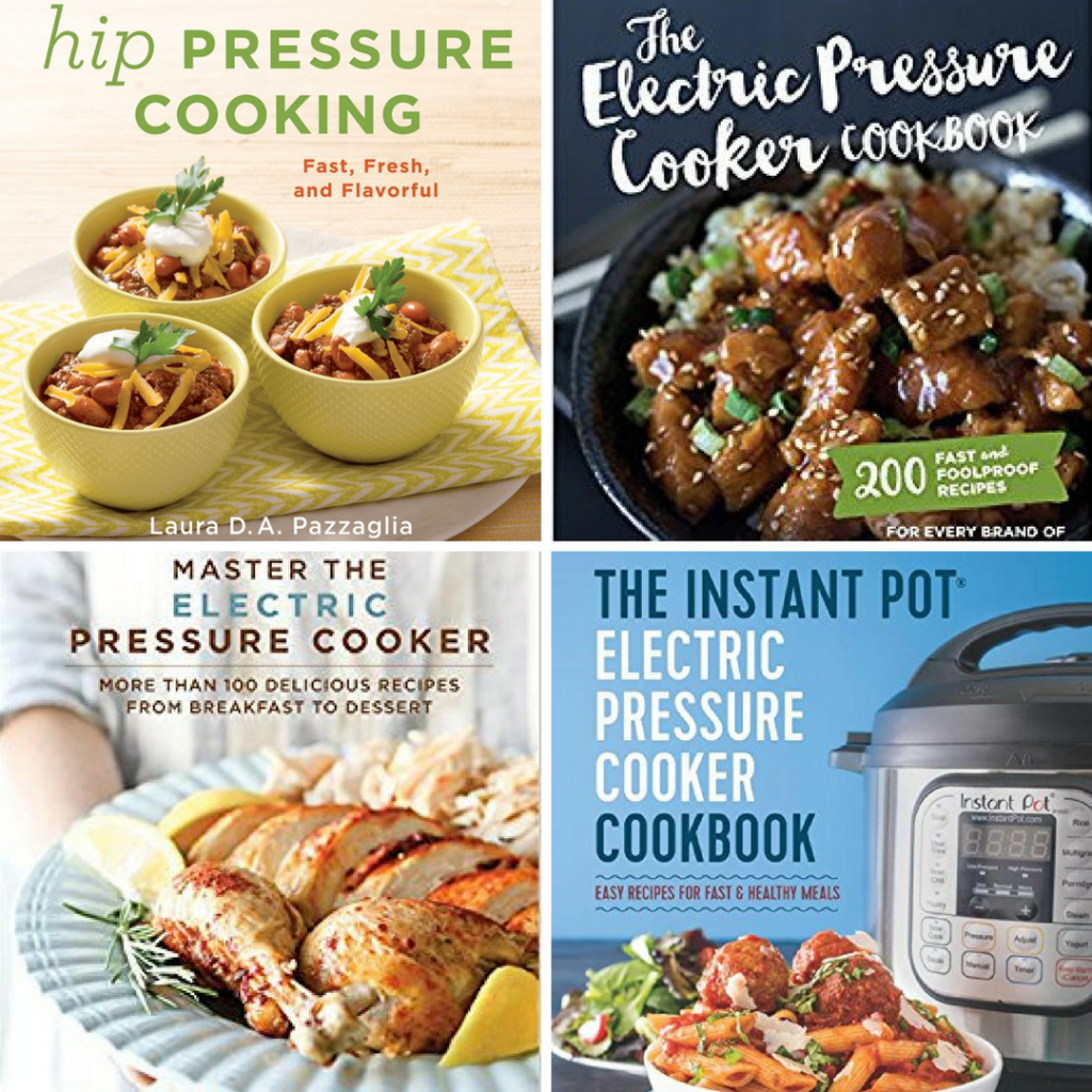 Instant Pot Cookbooks by The Birch Cottage