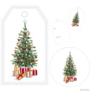 O Christmas Tree, O Christmas Tree Gift Tags