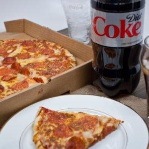 Fresh Eats Coca-Cola Pizza Meal Deal