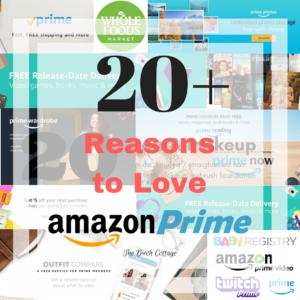 20+ Reasons to Love Amazon Prime