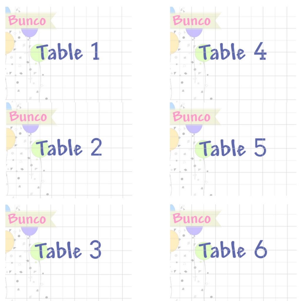 photo relating to Printable Bunco Table Tally Sheets named Bunco Printable Ranking Playing cards Tally Sheets Desk Tents through The