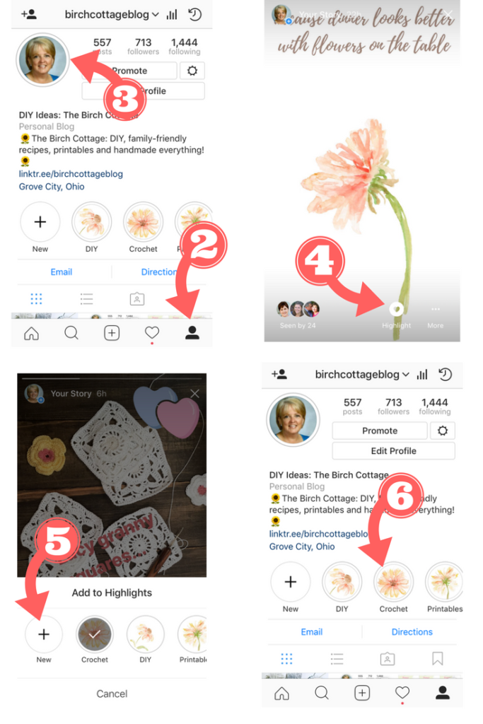 Learn how to customize Instagram Stories Highlights to help promote your content!