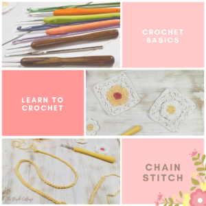Learn to Crochet: How to Crochet a Chain