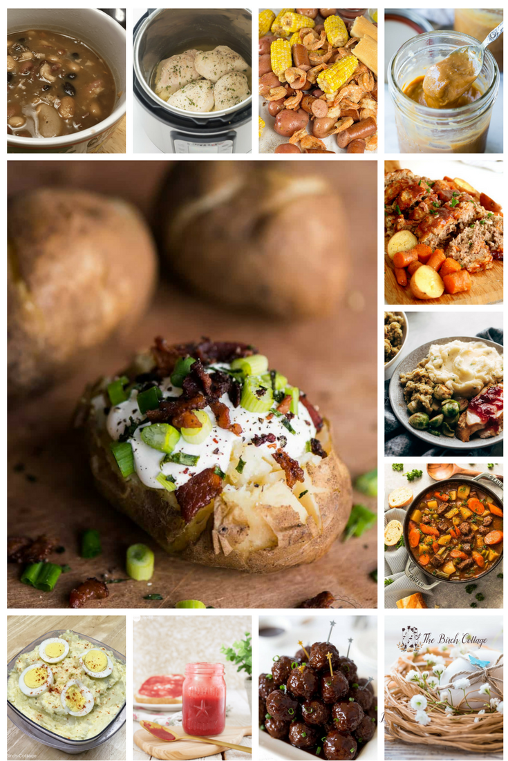 12 of My Favorite Instant Pot Recipes by The Birch Cottage