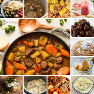 12 of My Favorite Instant Pot Recipes {Tried and Tasty!}
