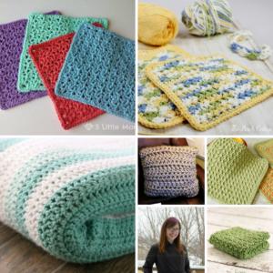 Learn to Crochet: 7 Easy Double Crochet Patterns