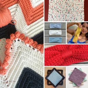 Learn to Crochet: 7 Easy Single Crochet Patterns