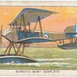 8x10 Printable Vintage Airplane Illustration from The Birch Cottage